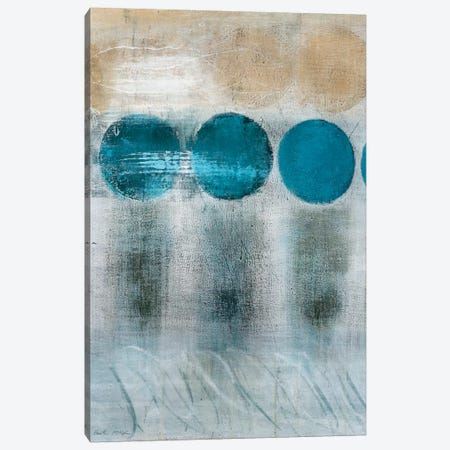 Blue Moon I Canvas Print #HMC7} by Heather McAlpine Canvas Art Print