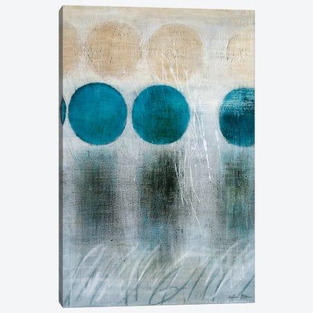 Blue Moon II Canvas Print #HMC8} by Heather McAlpine Canvas Wall Art