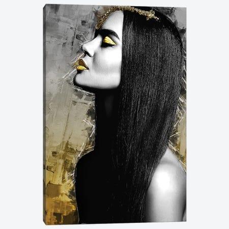 Golden Dreams Canvas Print #HMI120} by Johan Marais Canvas Art