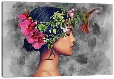 Beauty Of Nature Canvas Art Print