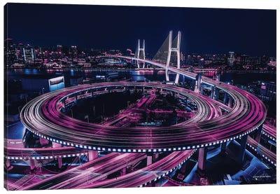 Beijing Nights Canvas Art Print