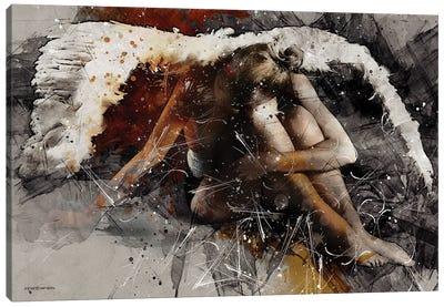 Broken Angel Canvas Art Print
