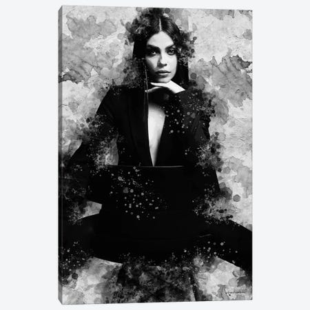 Elegant Fashion Canvas Print #HMI25} by Johan Marais Canvas Art Print