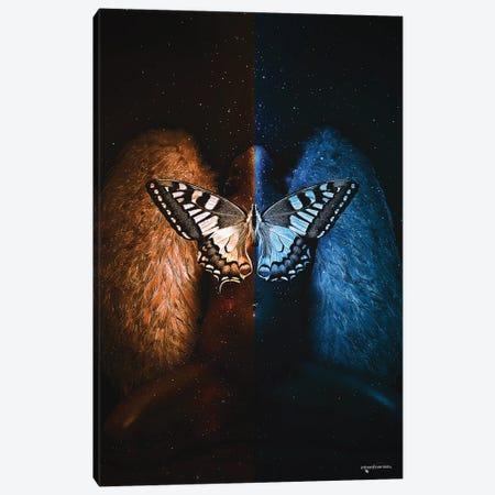 Exotic Angel Canvas Print #HMI26} by Johan Marais Canvas Print