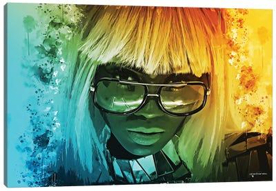 Eyewear Concept Art Canvas Art Print