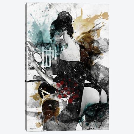 Sensuel À Paris Canvas Print #HMI65} by Johan Marais Canvas Print