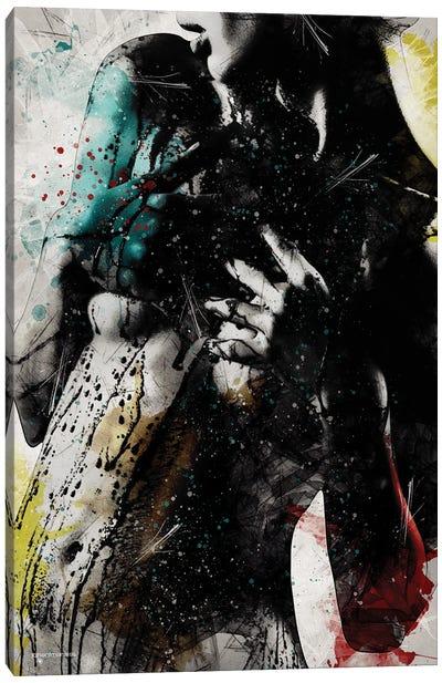Sexy Mess Canvas Art Print