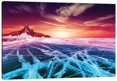 Winter Fantasy Canvas Art Print