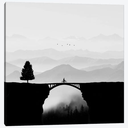 Dream Vacation Canvas Print #HMJ4} by Hadi Malijani Canvas Artwork