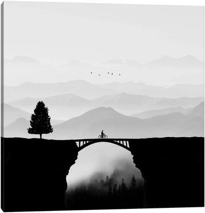 Dream Vacation Canvas Art Print