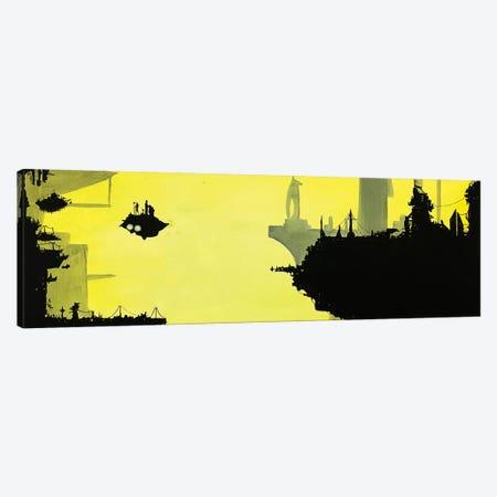 Planet 4100 Canvas Print #HMK100} by Nicolay Homenko Canvas Art Print
