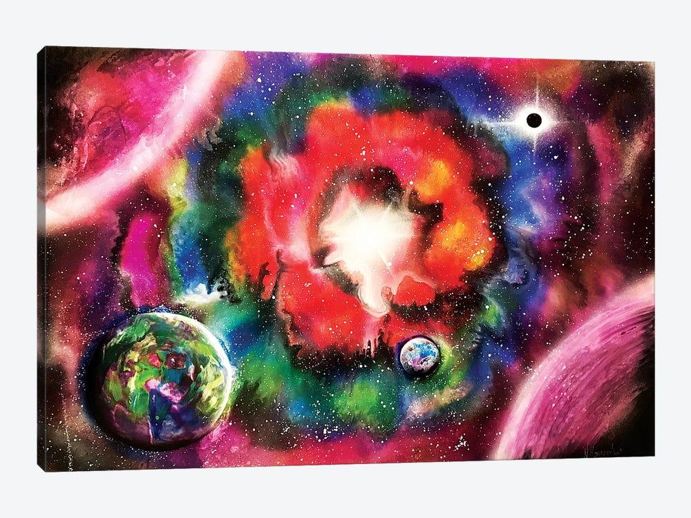 Supernova Explosion by Nicolay Homenko 1-piece Canvas Wall Art