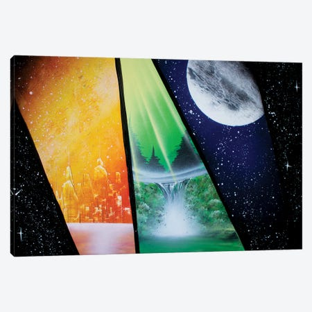 All In One Canvas Print #HMK187} by Nicolay Homenko Canvas Artwork