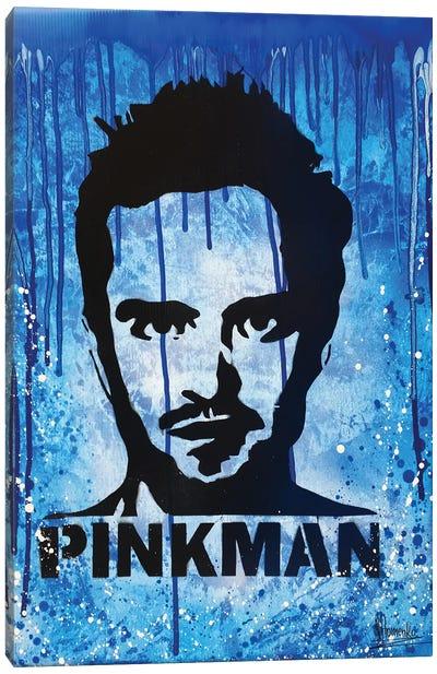Jesse Pinkman Breaking Bad Canvas Art Print