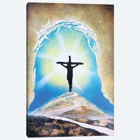 Jesus Christ Canvas Print #HMK66} by Nicolay Homenko Canvas Print