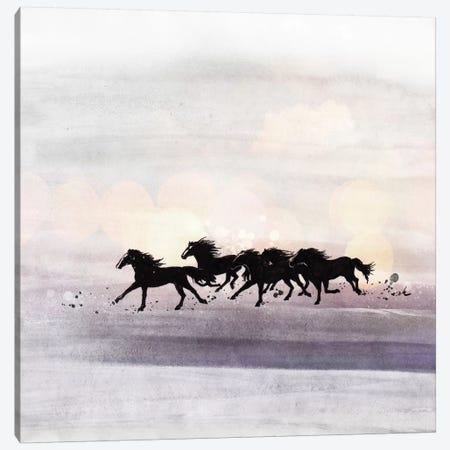 Wild And Free Canvas Print #HMR114} by Anna Hammer Canvas Artwork