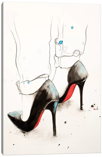 Loubs Canvas Art Print