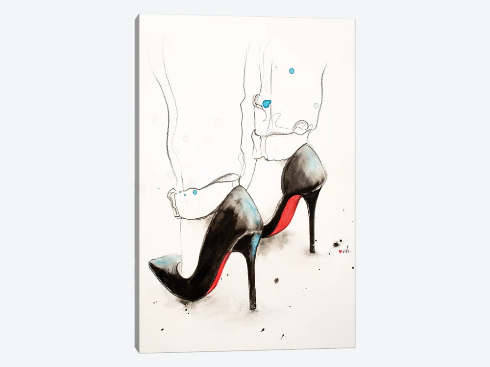 Loubs 1-piece Canvas Wall Art
