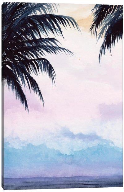 California Vibes Canvas Art Print