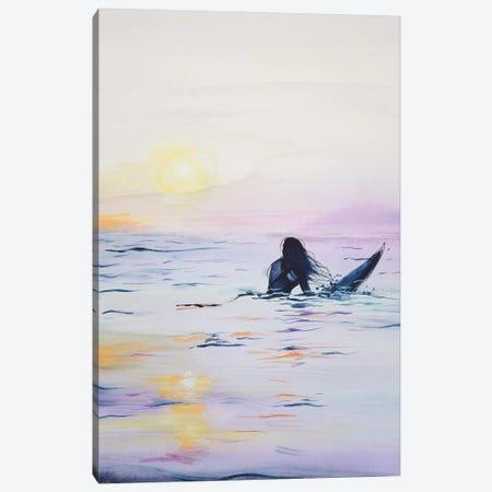Surf 3-Piece Canvas #HMR130} by Anna Hammer Canvas Art Print