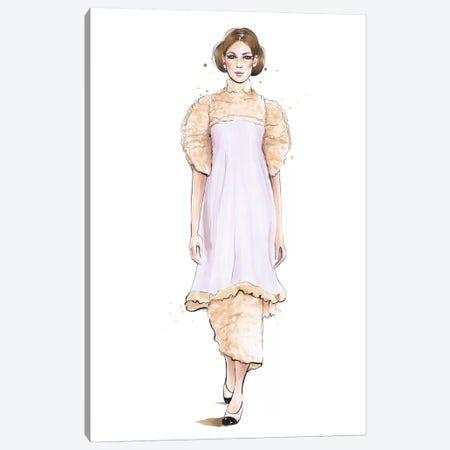 Chanel II Canvas Print #HMR18} by Anna Hammer Canvas Art