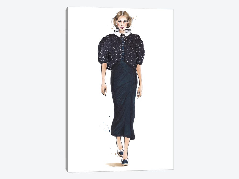 Chanel IV by Anna Hammer 1-piece Art Print