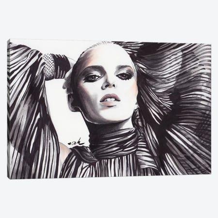 Gucci Fever Canvas Print #HMR53} by Anna Hammer Canvas Artwork
