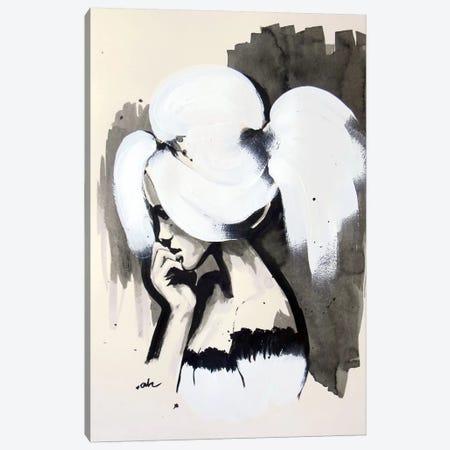 Guilty Canvas Print #HMR54} by Anna Hammer Canvas Print