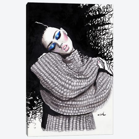 Hold Me Tight 3-Piece Canvas #HMR61} by Anna Hammer Canvas Art Print