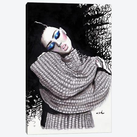 Hold Me Tight Canvas Print #HMR61} by Anna Hammer Canvas Art Print