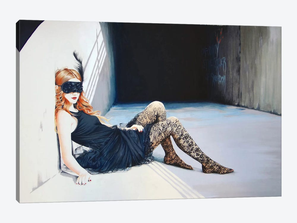 Intermission by Anna Hammer 1-piece Art Print