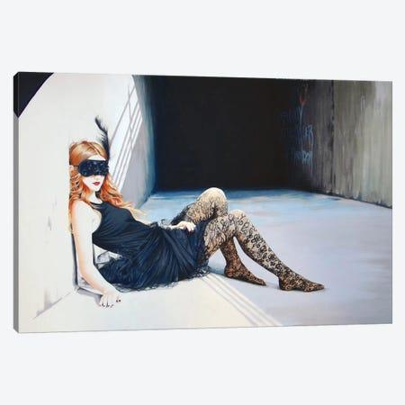 Intermission Canvas Print #HMR64} by Anna Hammer Canvas Art