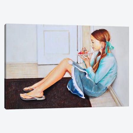 Marcela 3-Piece Canvas #HMR74} by Anna Hammer Canvas Art Print