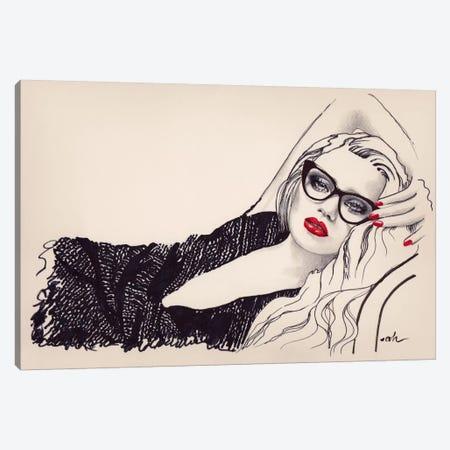 Million Dollar Baby 3-Piece Canvas #HMR77} by Anna Hammer Art Print