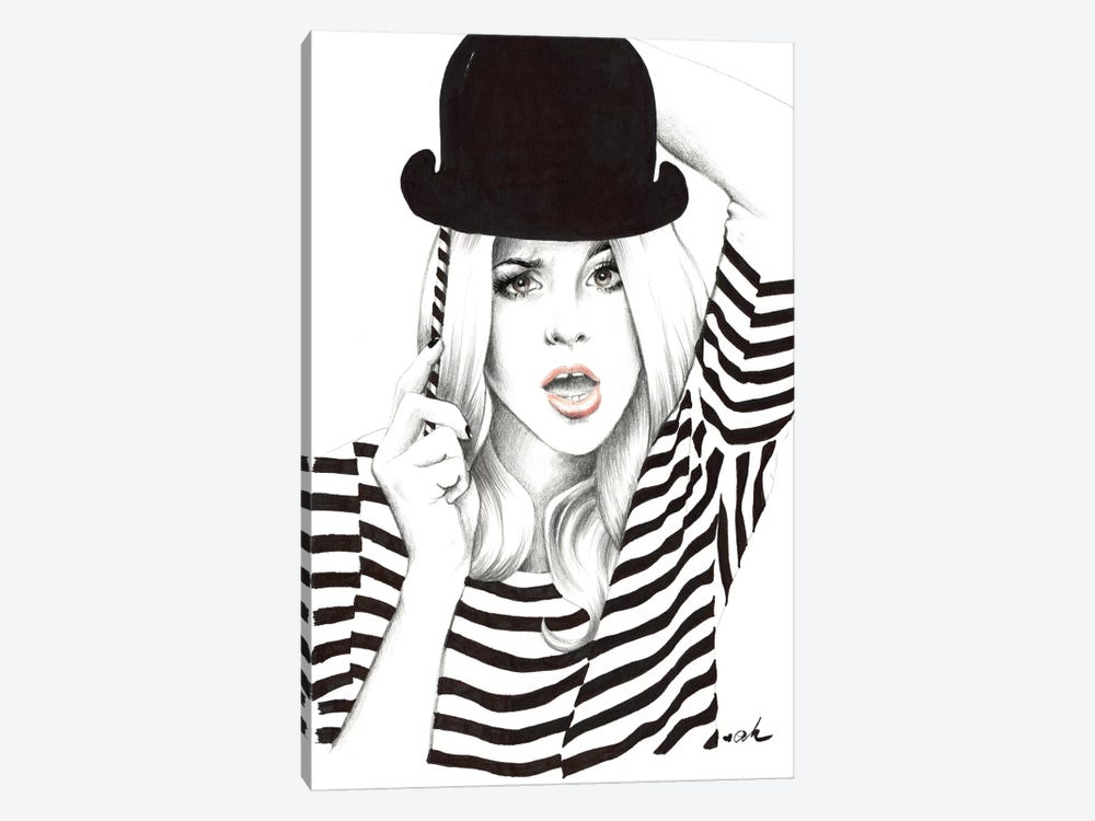 Photo Booth by Anna Hammer 1-piece Canvas Art Print