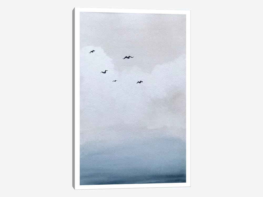 Birds by Anna Hammer 1-piece Art Print