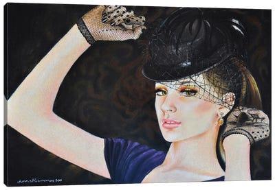Royal Canvas Art Print