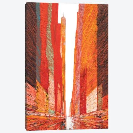 Get Up Canvas Print #HND10} by Henri Dulm Canvas Wall Art