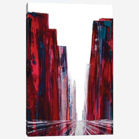 I Can Get No Street Canvas Print #HND11} by Henri Dulm Canvas Wall Art