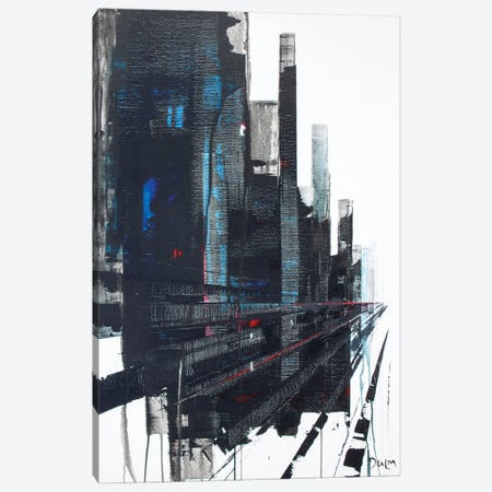 Less Is More Canvas Print #HND21} by Henri Dulm Canvas Print