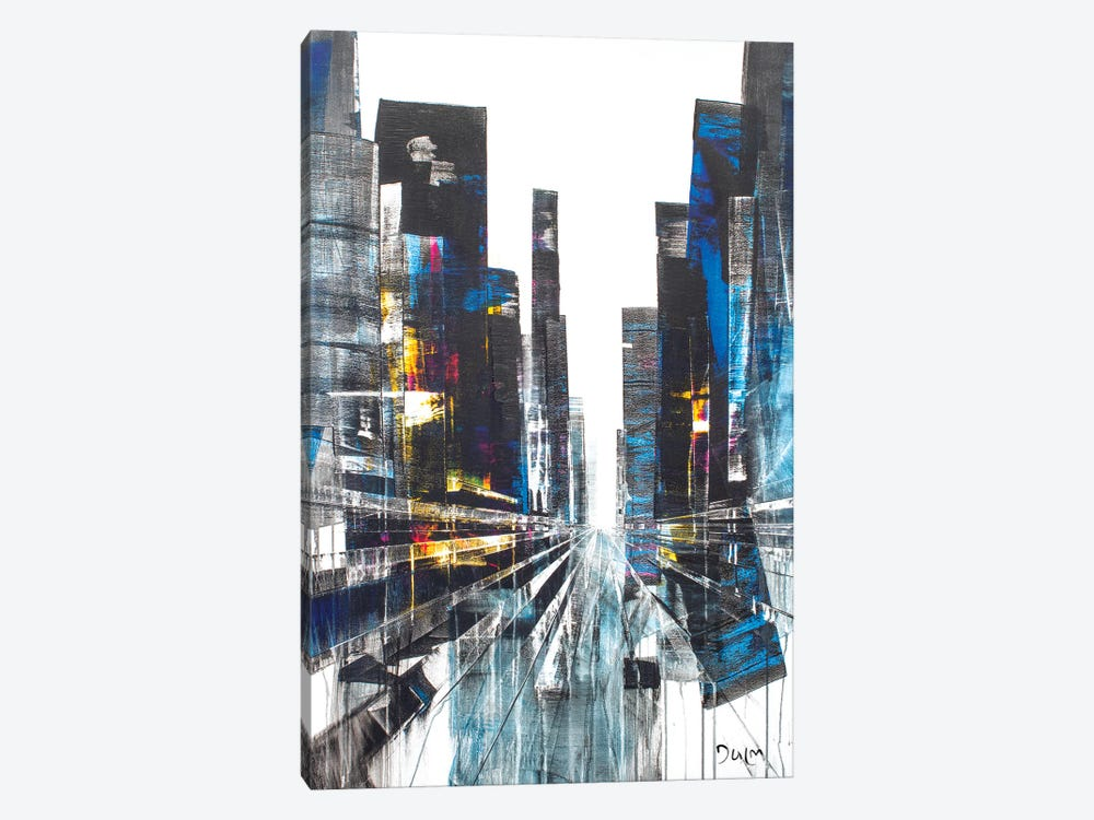 This Is The Beginning by Henri Dulm 1-piece Canvas Art