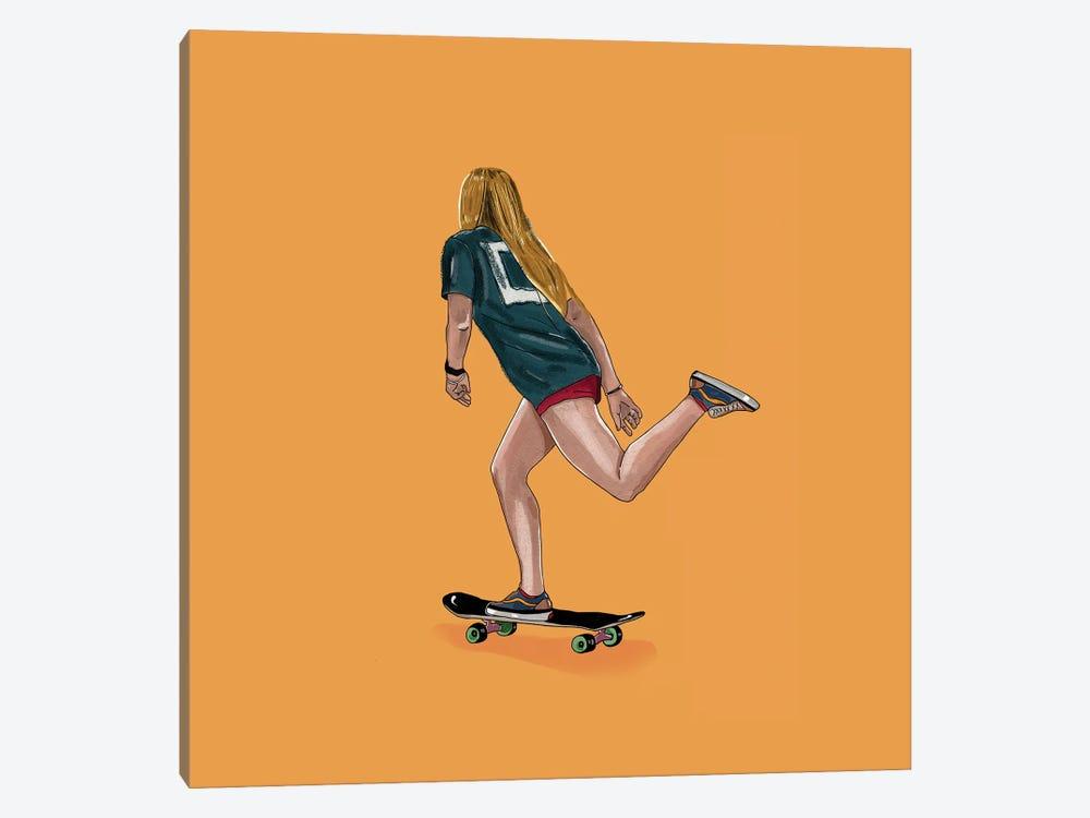 Skate Goods by Henrique Nobrega 1-piece Art Print