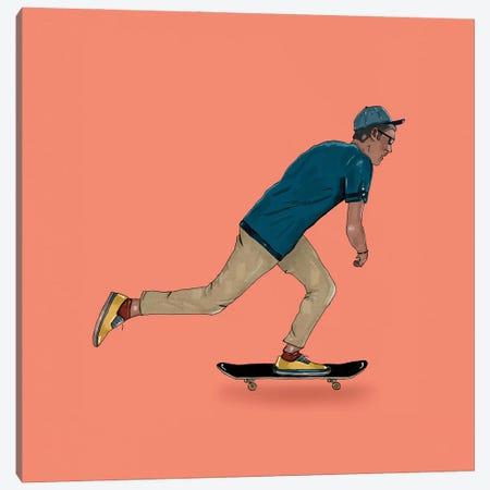 Skate Goods I Canvas Print #HNO25} by Henrique Nobrega Canvas Art Print
