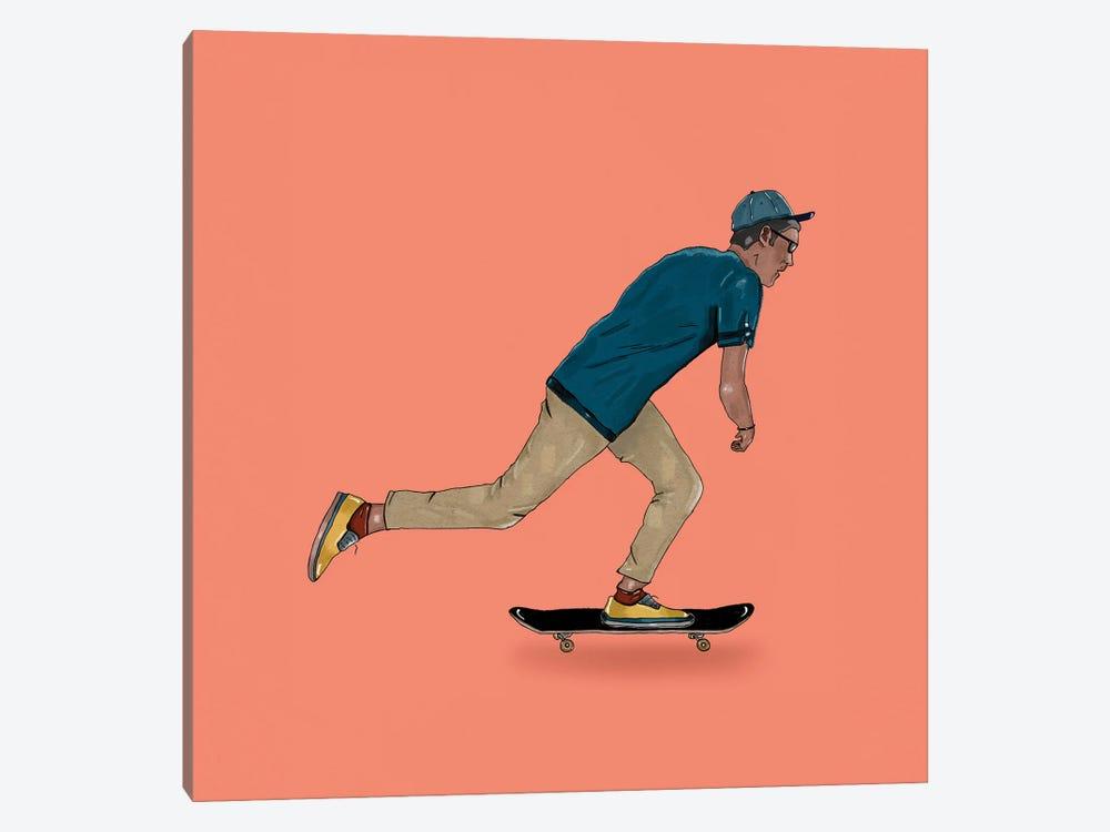 Skate Goods I by Henrique Nobrega 1-piece Canvas Artwork