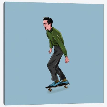 Skate Goods II Canvas Print #HNO27} by Henrique Nobrega Canvas Print