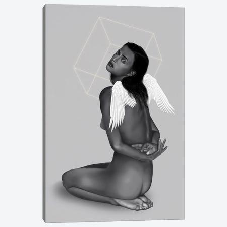 Angels Canvas Print #HNO48} by Henrique Nobrega Canvas Wall Art