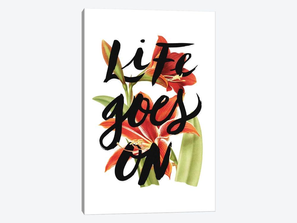 Life Goes On by Henrique Nobrega 1-piece Art Print