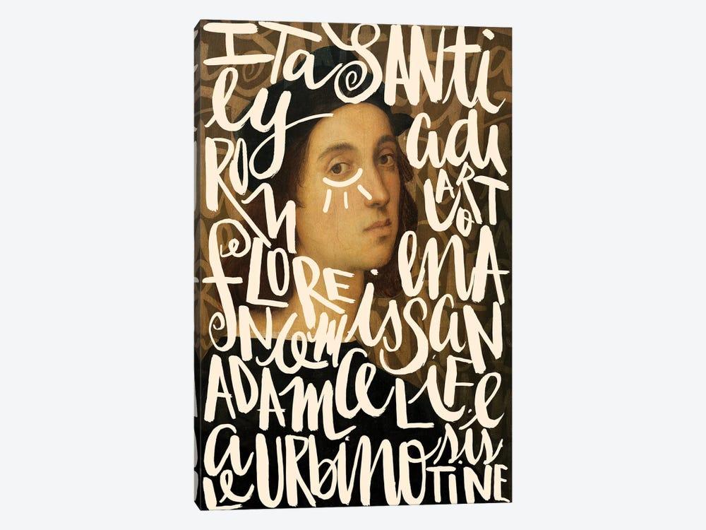 Rafael Sanzio Street by Henrique Nobrega 1-piece Canvas Art