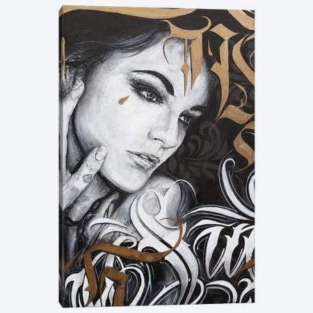 Suerte Canvas Print #HNQ21} by Henrique Montanari Canvas Artwork