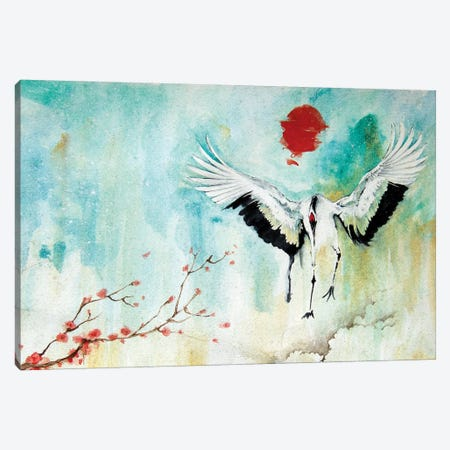 Susi Canvas Print #HNQ22} by Henrique Montanari Canvas Wall Art